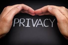 Wet AVG  - Privacy